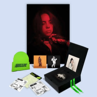 When We All Fall Asleep, Where Do We Go?: (Super Deluxe Fan Box)(Box