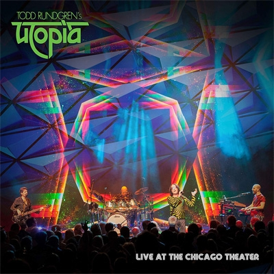 Live At Chicago Theater (2CD+DVD+Blu-Ray)