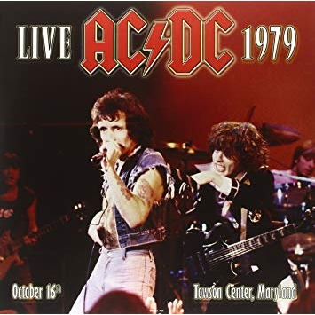 Live At Towson Center.Maryland.16.10.79 -Kbfh