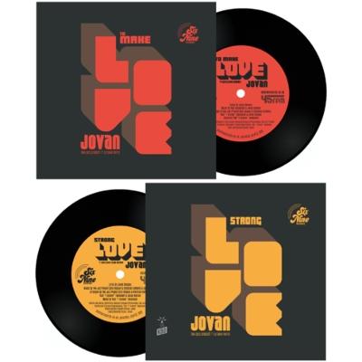 To Make Love (T-Groove Remix)/ Strong Love (T-Groove Remix)(7インチシングルレコード/Six Nine)