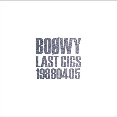 LAST GIGS -1988.04.05-