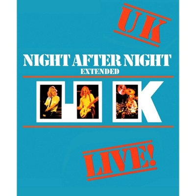 Night After Night:  Extended Edition (2CD+Blu-Ray Audio)<日本アセンブル仕様輸入盤>