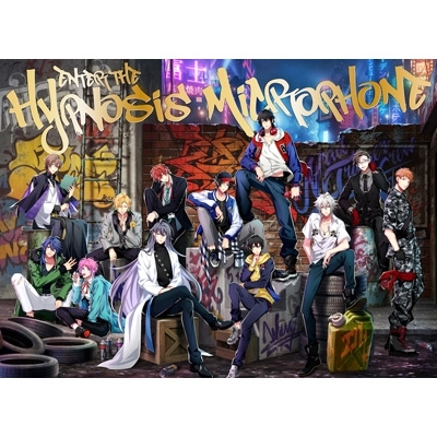 ヒプノシスマイク-Division Rap Battle-1st FULL ALBUM「Enter the Hypnosis Microphone」初回限定LIVE盤