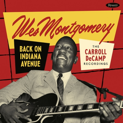 Back on Indiana Avenue: The Carroll DeCamp Recordings【2019 RECORD STORE DAY 限定盤】 (2枚組/180グラム重量盤レコード/Resonance)