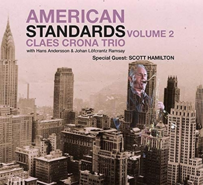 American Standards Vol.2 Special Guest Scott Hamilton
