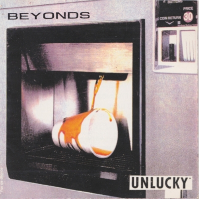 UNLUCKY (アナログレコード+CD+DVD-R)