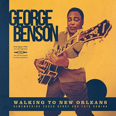 Walking To New Orleans -Remembering Chuck Berry: And Fats Domino