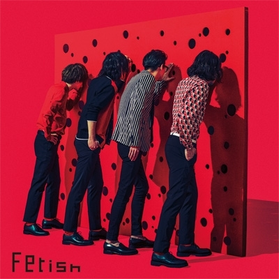 Fetish 【初回限定盤】(+DVD)
