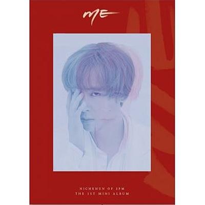 1st Mini Album: Me (台湾版)