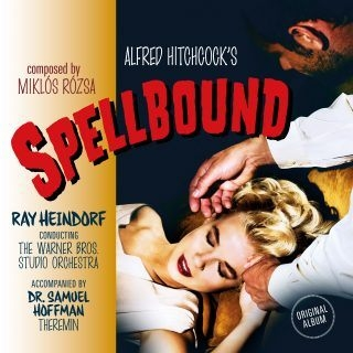 白い恐怖 Spellbound オリジナルサウンドトラック【2019 RECORD STORE DAY 限定盤】(180グラム重量盤レコード)