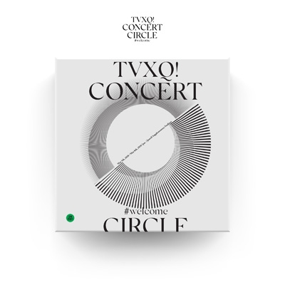 TVXQ!CONCERT -CIRCLE-#welcome DVD