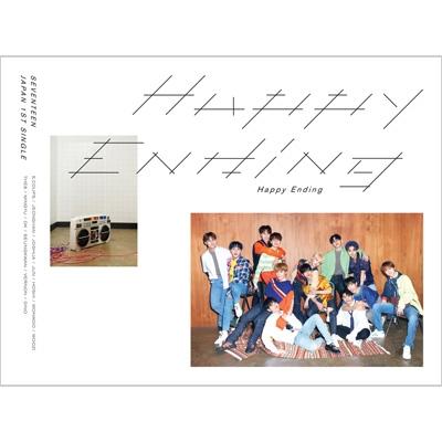 Happy Ending 【初回限定盤C】(+Blu-ray)
