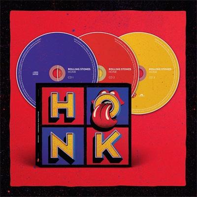 HONK <デラックス>(3SHM-CD)