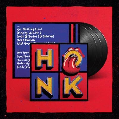 HONK (輸入盤国内仕様/3枚組アナログレコード)