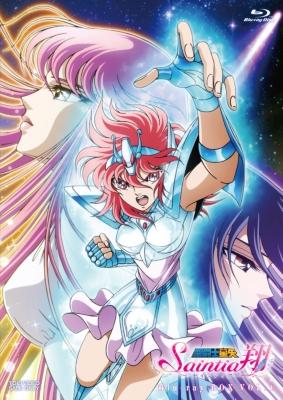 聖闘士星矢 セインティア翔 Blu-ray BOX VOL.1