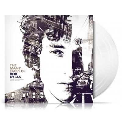 Many Faces Of Bob Dylan (ホワイトカラーヴァイナル仕様/2枚組アナログレコード)