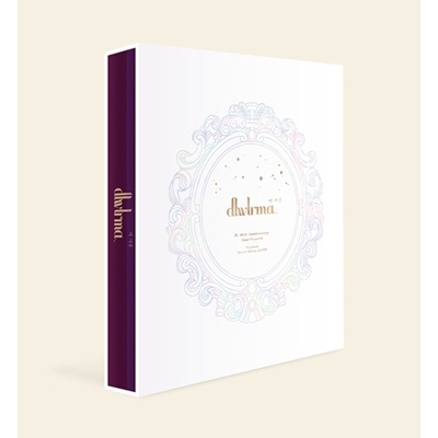 IU 10th Anniversary Tour Concert [dlwlrma.] Photobook With Special Blu-ray & DVD