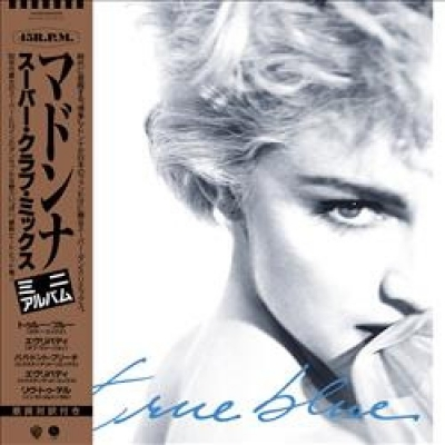 True Blue (Super Club Mix)【2019 RECORD STORE DAY 限定盤】 (ブルーヴァイナル仕様/アナログレコード)