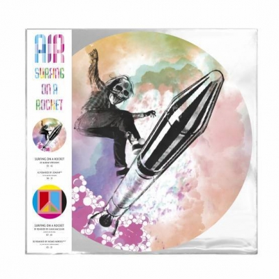 Surfing On A Rocket【2019 RECORD STORE DAY 限定盤】(12インチシングルレコード)