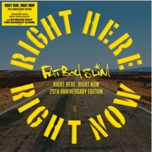 Right Here, Right Now Remixes【2019 RECORD STORE DAY 限定盤】(12インチシングルレコード)