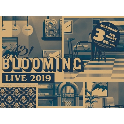 A3! BLOOMING LIVE 2019 幕張公演版 (Blu-ray)
