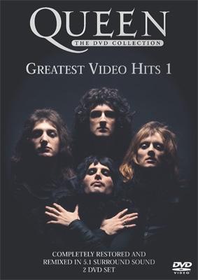 グレイテスト・ビデオ・ヒッツ1 (DVD 2枚組)