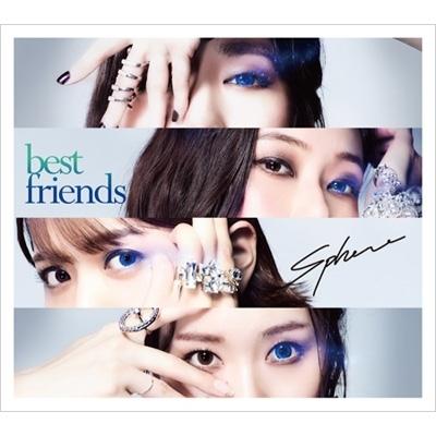 best friends 【初回生産限定盤】(+Blu-ray)