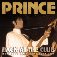 Back At The Club (2枚組アナログレコード)
