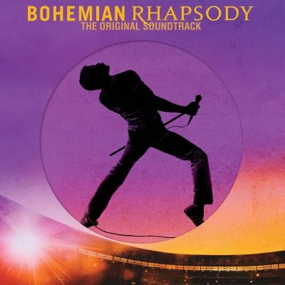 Bohemian Rhapsody (The Original Soundtrack)【2019 RECORD STORE DAY 限定盤】(ピクチャーディスク仕様アナログ)