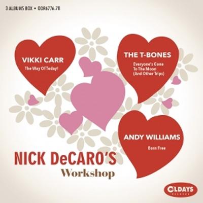 Nick Decaro's Workshop <紙ジャケット>(3CD)