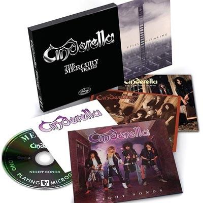 Mercury Years (5CD)