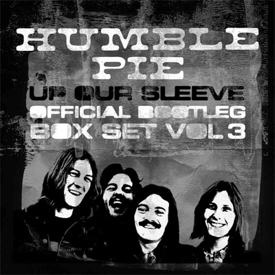 Up Our Sleeve: Official Bootleg Box Set Vol 3 (5CD)