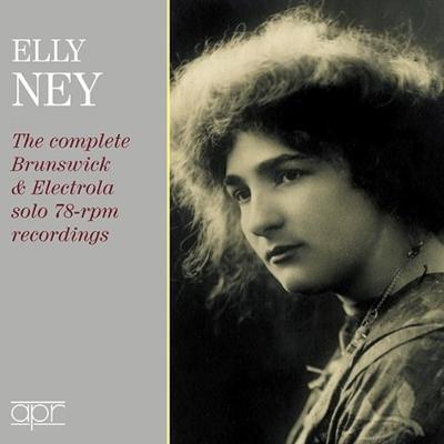エリー・ナイ/ブランズウィック&エレクトローラ・ソロ78回転録音全集 1922-1938(3CD)