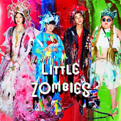 WE ARE LITTLE ZOMBIES ORIGINAL SOUND TRACK 【初回限定盤】(+DVD)