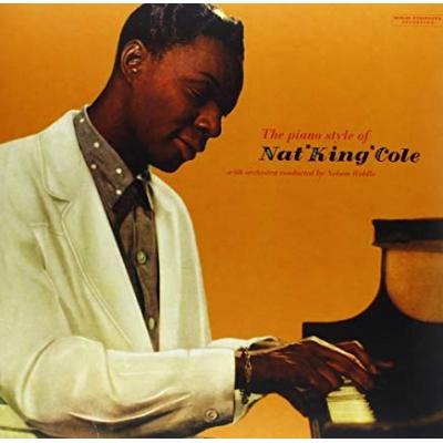 Piano Style Of Nat King Cole (180グラム重量盤レコード/Speakers Corner)