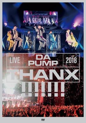 LIVE DA PUMP 2018 THANX!!!!!!! at 国際フォーラムホールA