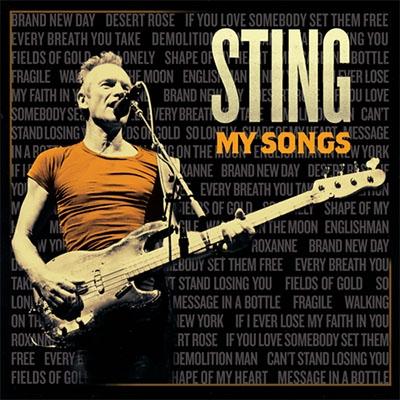 My Songs 【15曲収録】(Standard Edition)