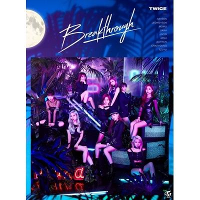 Breakthrough 【初回限定盤A】(+DVD)