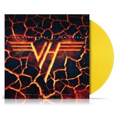 Many Faces Of Van Halen (イエローヴァイナル仕様/2枚組アナログレコード)
