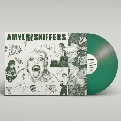 Amyl & The Sniffers (グリーンヴァイナル仕様)