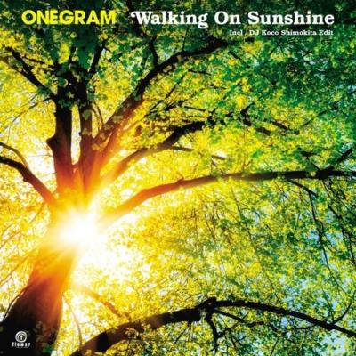 Walking On Sunshine (7インチシングルレコード)