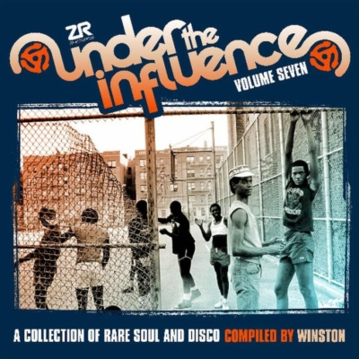 Compiled By Winston / Under The Influence Vol.7 (2枚組アナログレコード)