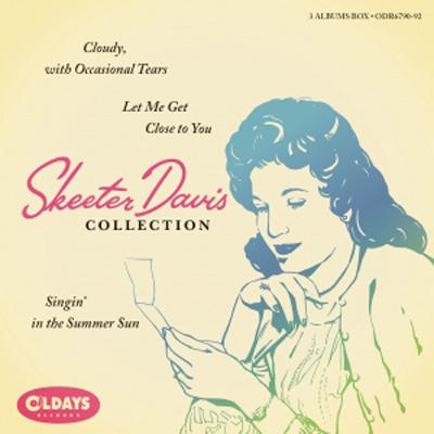 Skeeter Davis Collection <紙ジャケット>(3CD)