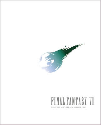 FINAL FANTASY VII ORIGINAL SOUNDTRACK REVIVAL DISC