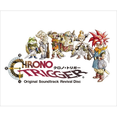 Chrono Trigger Original Soundtrack Revival Disc 【映像付サントラ/Blu-ray Disc Music】