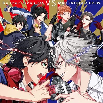 《旧譜キャンペーン 特典付き》 Buster Bros!!! VS MAD TRIGGER CREW <ヒプノシスマイク -Division Rap Battle->