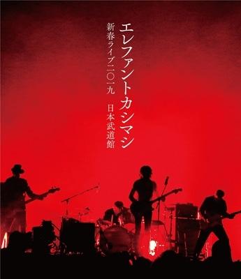 新春ライブ2019日本武道館 【初回限定盤】(Blu-ray)