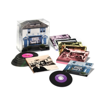 Motown: The Complete No.1's (11CD BOX)