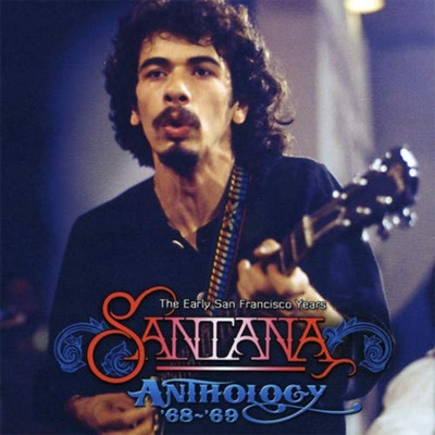 Anthology 68-69 -The Early San Francisco Year (3CD)