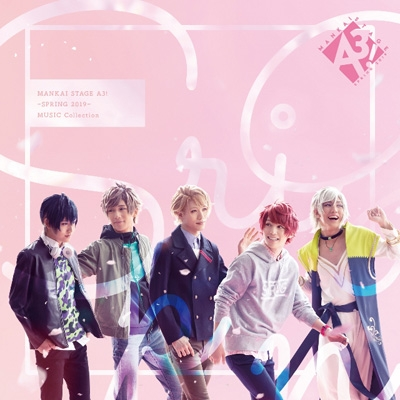 MANKAI STAGE『A3!』〜SPRING 2019〜MUSIC Collection